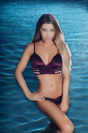 Viera thai massage in Three Rivers & live escort