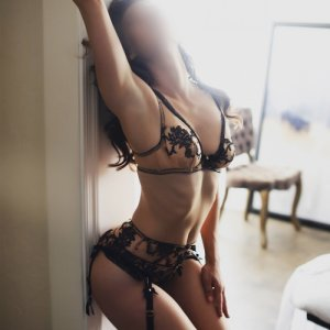 Candela vip escort girl in Fort Hood TX and nuru massage